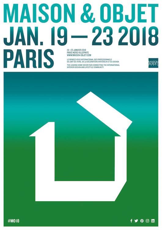 Salon Maison et Objet du 19 au 23 janvier 2018