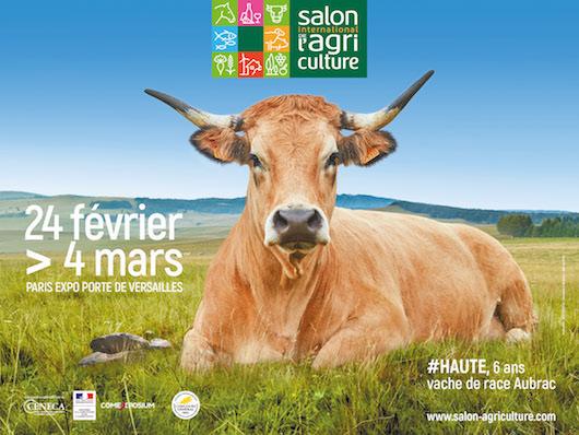Le Salon de l'Agriculture à la Porte de Versailles du 24 février au 4 mars 2018