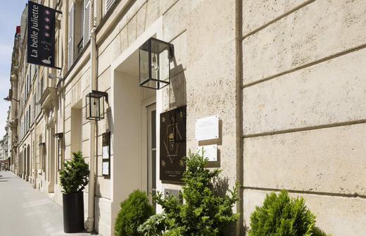Pâques à Hôtel & Spa La Belle Juliette, Paris **** réservez sur notre site web pour le meilleur tarif garanti et un welcome drink offert à l'arrivée !