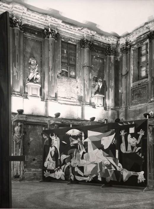 Exposition Guernica au Musée Picasso du 27 mars au 29 juillet 2018