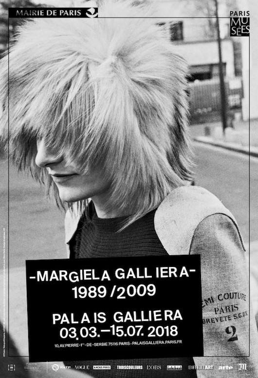 Exposition Margiela / Galliera, 1989-2009 au Palais Galliera du du 3 mars au 15 juillet 2018