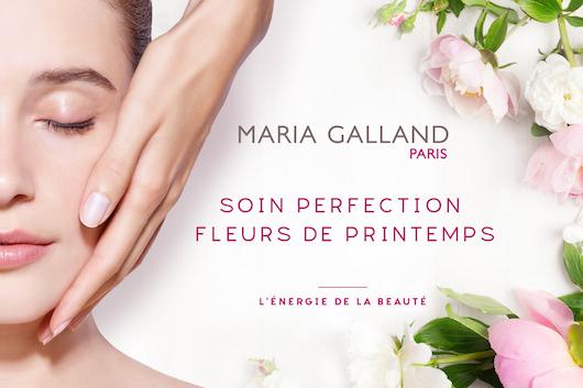 Un réveil floral pour votre peau au Spa de la Belle Juliette !