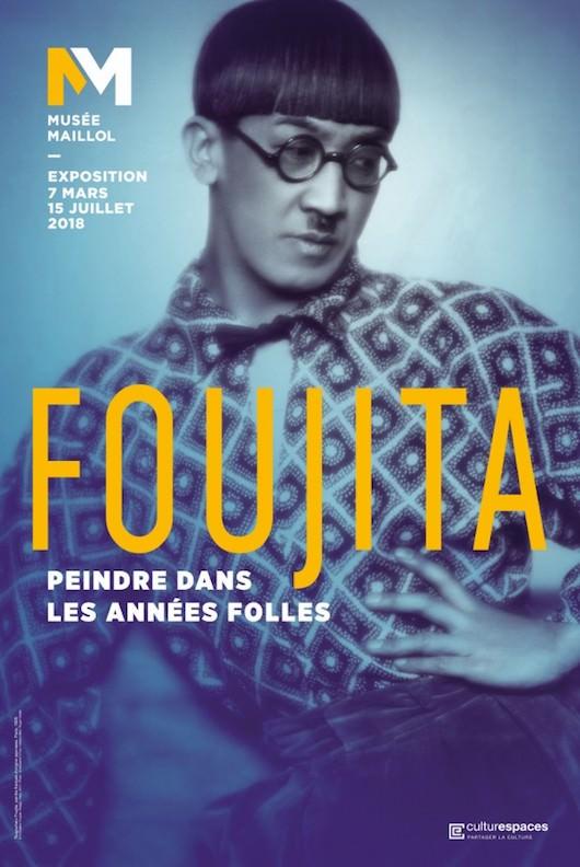 Exposition Foujita : peindre dans les années folles au Musée Maillol du 7 mars au 15 juillet 2018