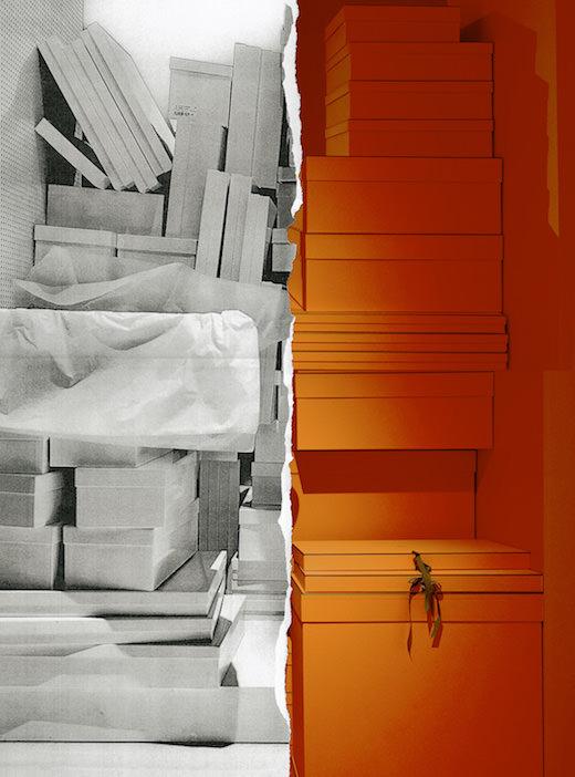 Exposition Margiela, les années Hermès au MAD du 22 mars au 2 septembre 2018