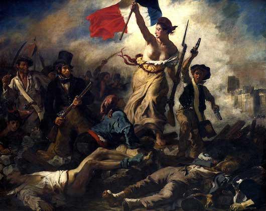 Exposition Delacroix au Louvre du 29 mars au 23 Juillet 2018