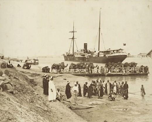 Exposition L'épopée du canal de Suez - Des pharaons au XXIe siècle à l'Institut du Monde Arabe jusqu'au 5 août 2018
