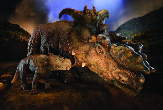 Exposition Jurassic World à la Cité du cinéma jusqu'au 2 septembre 2018