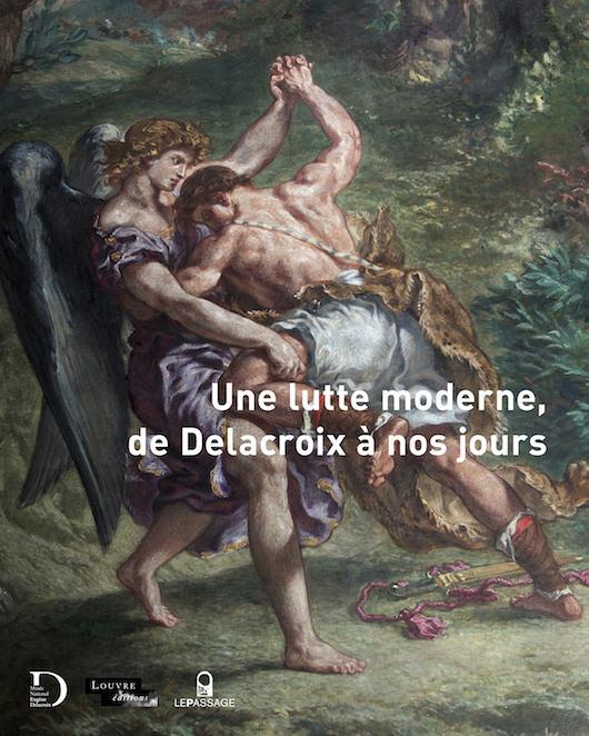 Exposition Une Lutte Moderne au Musée Delacroix jusqu'au 23 juillet 2018