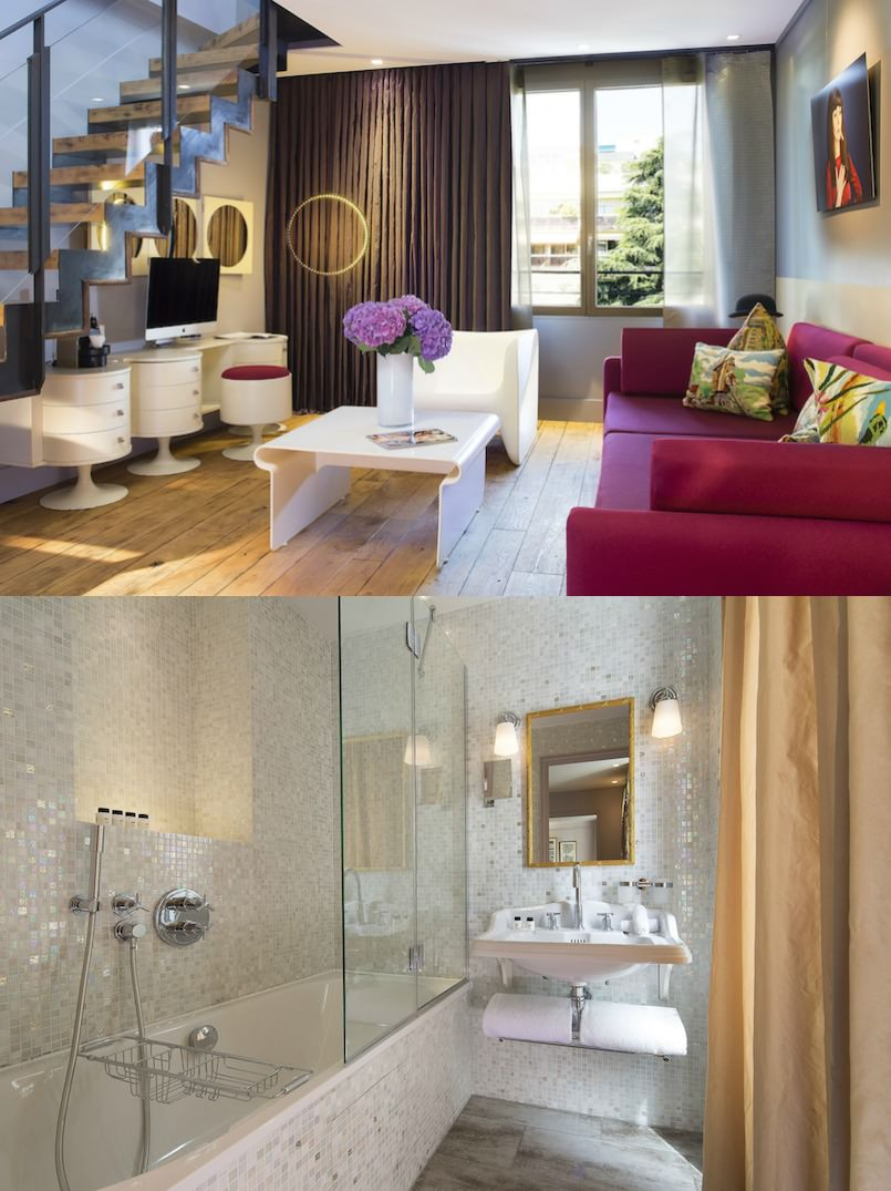 Hôtel & Spa La Belle Juliette, Paris **** book on our website for the best rate guaranteed and a free welcome drink when you arrive!