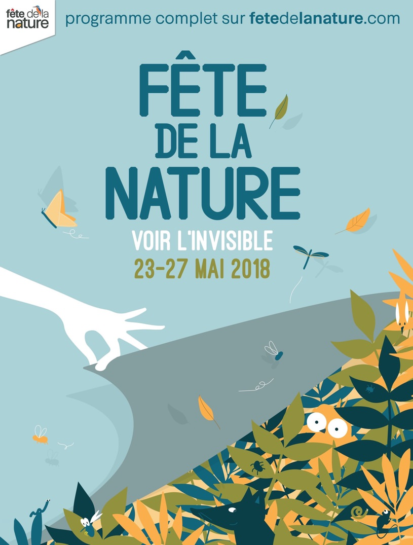 La Fête de la Nature du 23 au 27 mai 2018