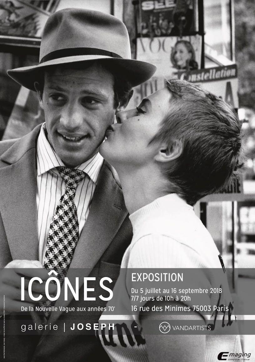 Exposition Icônes à la Galerie Joseph jusqu'au 16 septembre 2018