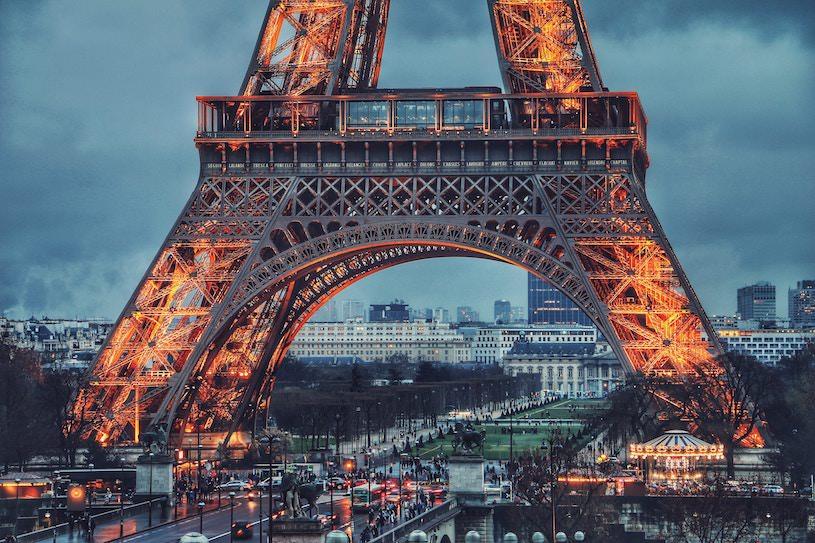 Le Concert de Paris à la Tour Eiffel le 14 juillet 2018