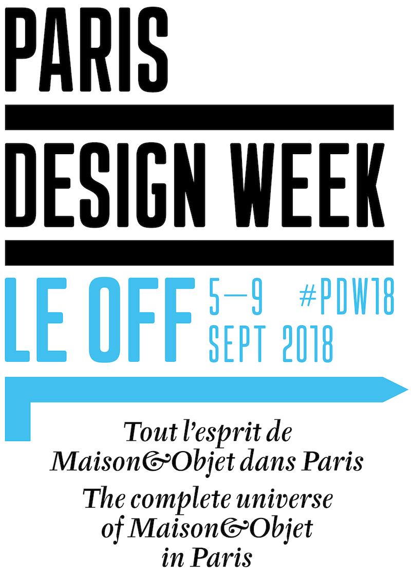 Paris Design Week 2017 du 6 au 15 septembre 2018