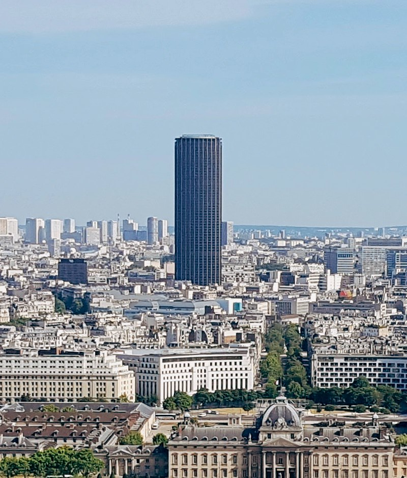 The Tower Run à la Tour Montparnasse, 15 septembre 2018