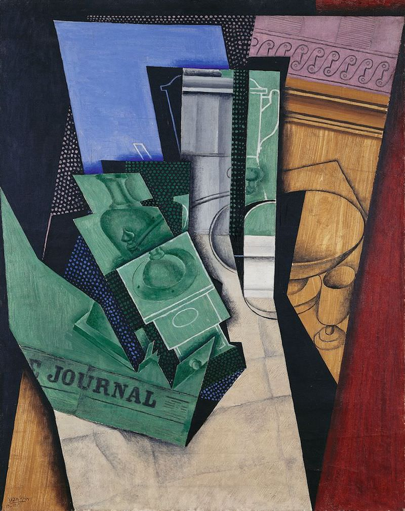 Exposition Le Cubisme au Centre Pompidou jusqu'au 25 février 2019
