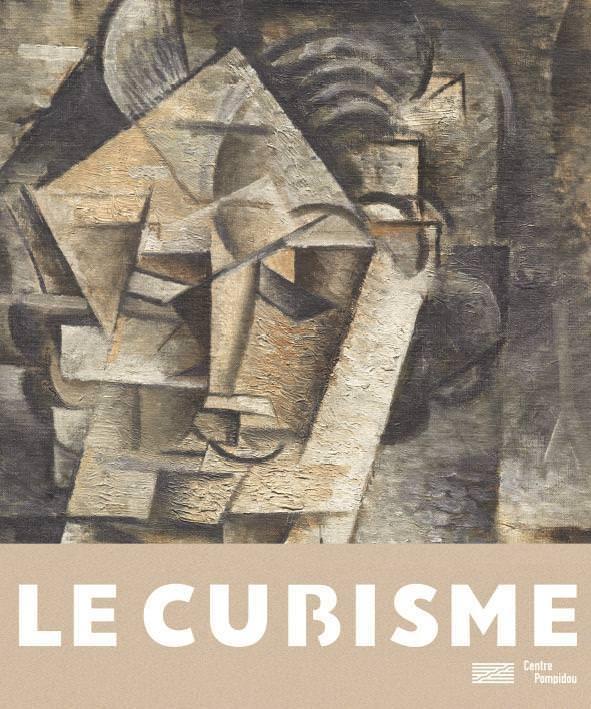 Catalogue de l'exposition Le Cubisme au Centre Pompidou