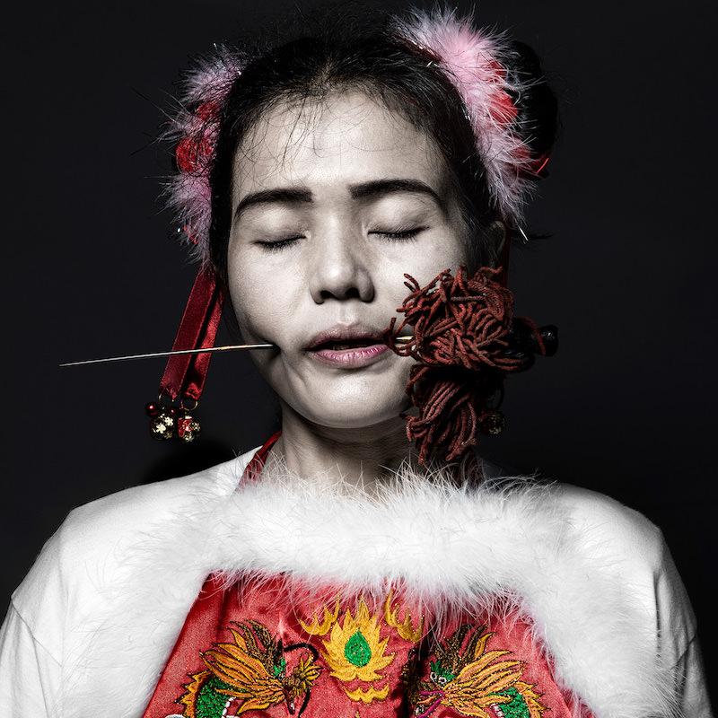 Exposition d'Isabel Muñoz L'Anthropologie des sentiments / Fragments à la Galerie Esther Woerdehoff du 25 octobre au 21 décembre 2018