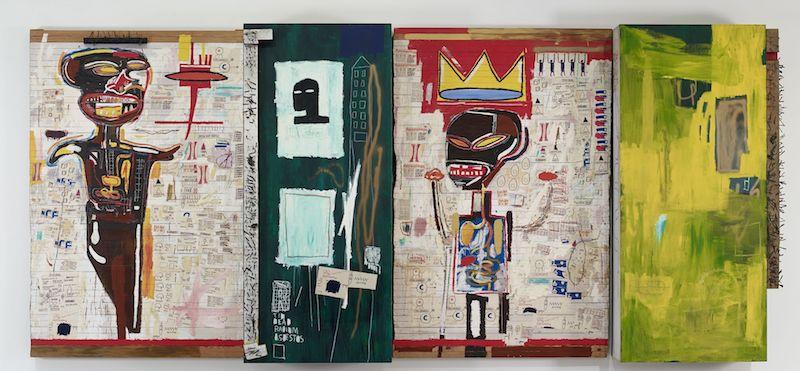 Expositions Jean-Michel Basquiat et Egon Schiele à La Fondation Vuitton jusqu'au 14 janvier 2019