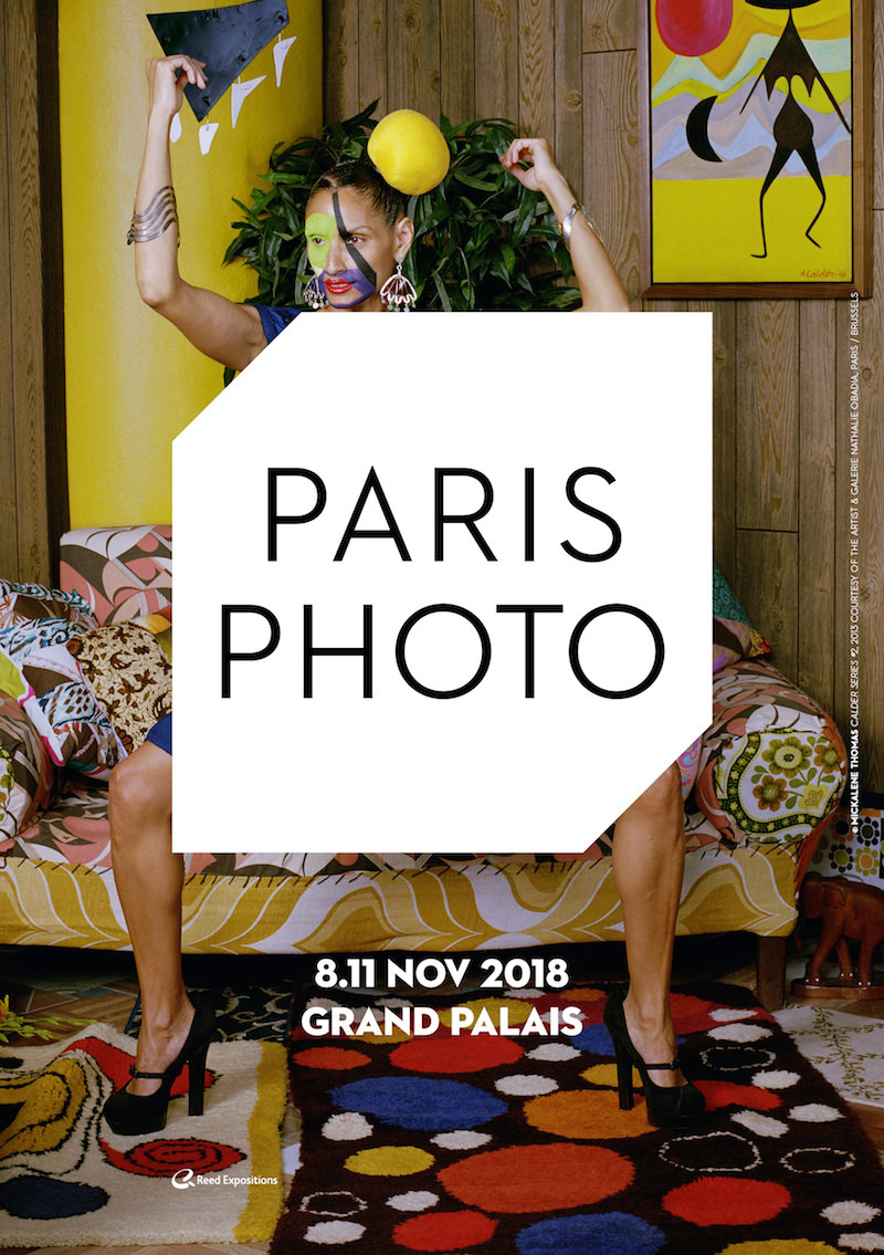 Paris Photo au Grand Palais du 8 au 11 novembre 2018