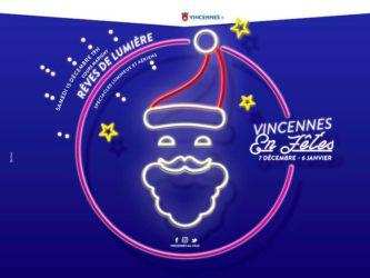 Vincennes en fête jusqu'au 6 janvier 2019