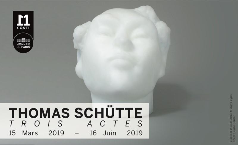 Exposition Thomas Schütte à la Monnaie de Paris du 15 mars au 16 juin 2019