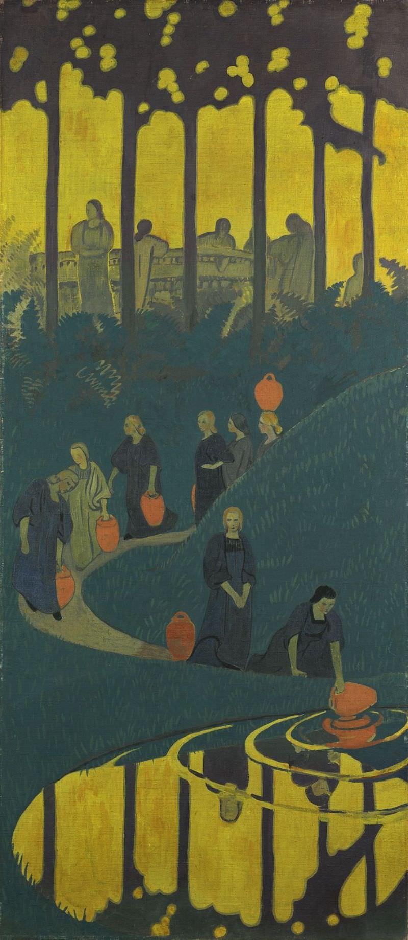 Exposition Les Nabis et le décor - Bonnard, Vuillard, Maurice Denis… au Musée du Luxembourg du 13 mars au 30 juin 2019