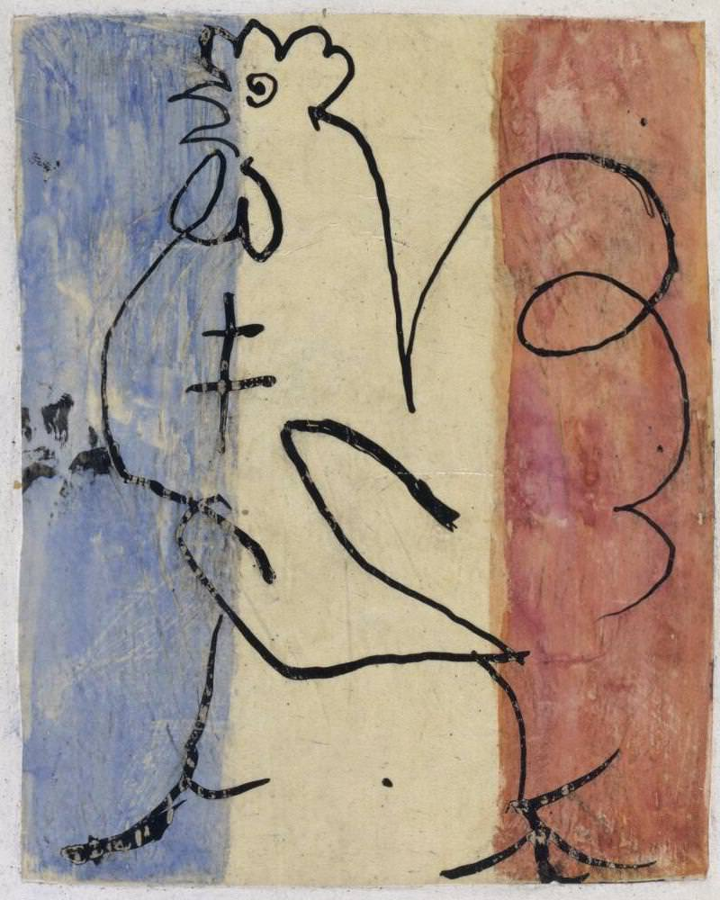 Exposition Picasso et la guerre au Musée de l'Armée du 5 avril au 28 juillet 2019