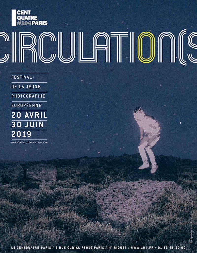 Festival Circulation(s) au 104 jusqu'au 30 juin 2019