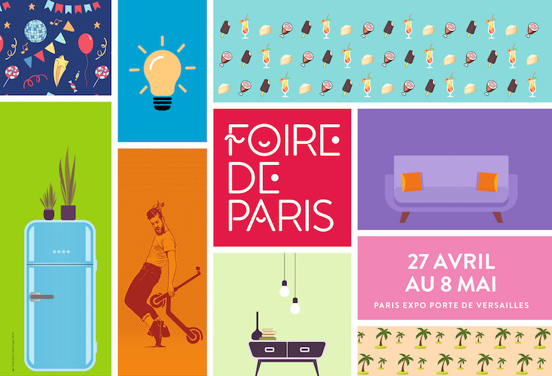 La Foire de Paris 2019