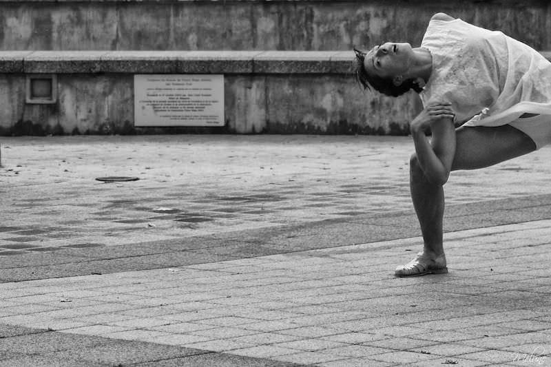 De la danse contemporaine au Panthéon 11 et 12 mai 2019
