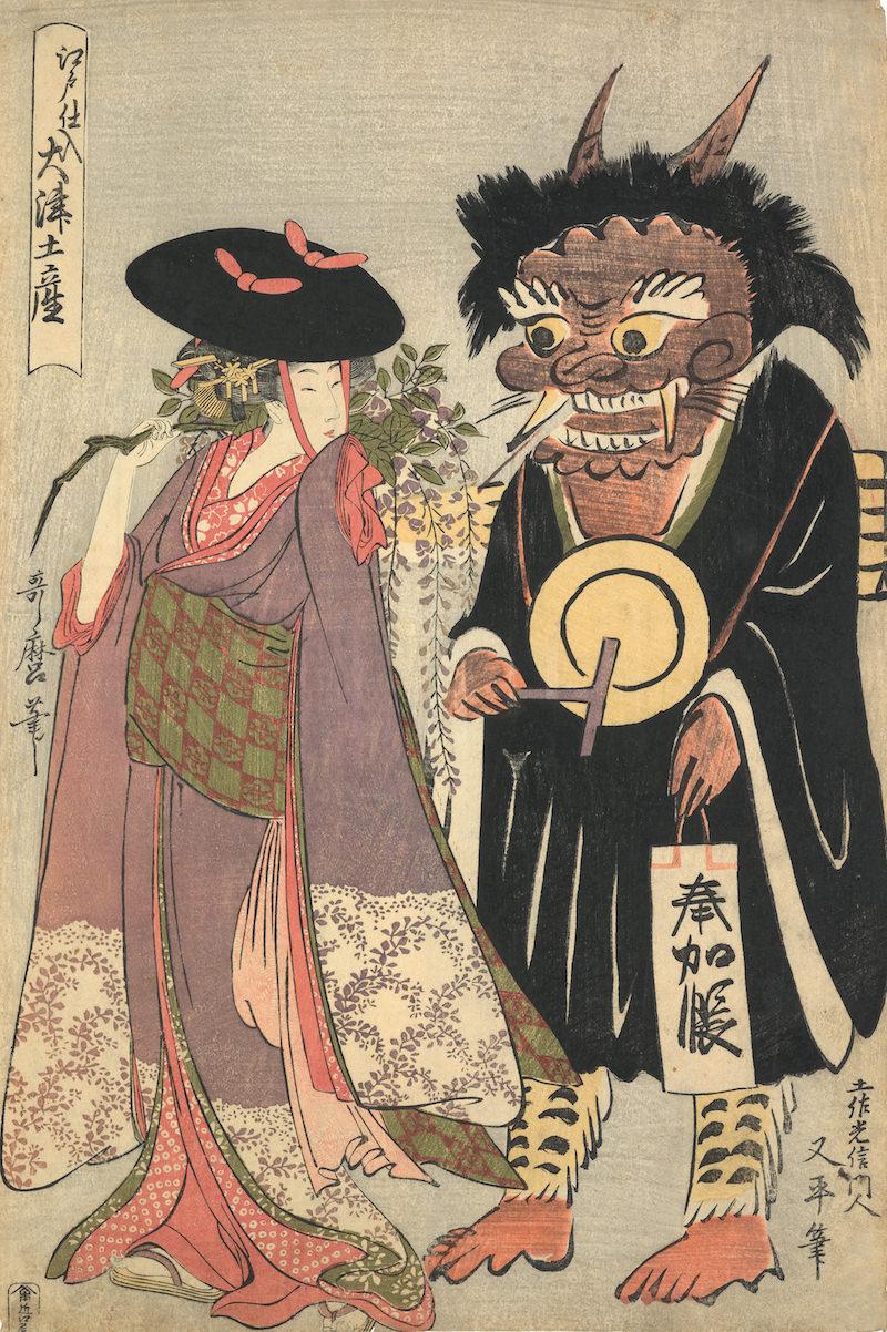Exposition Ôtsu-e : peintures populaires du Japon à la Maison de la culture du Japon à Paris jusqu'au 15 juin 2019