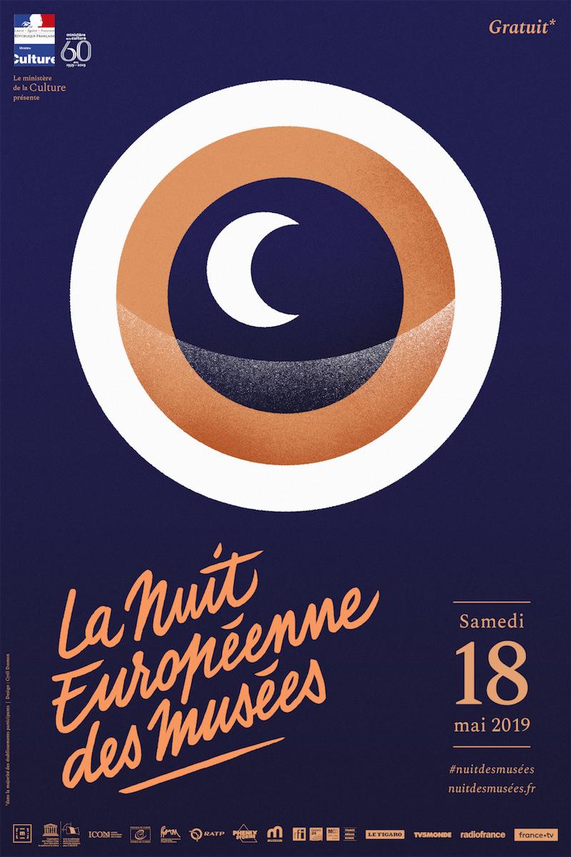 La Nuit des Musées 2019 sur la Rive Gauche le samedi 18 mai