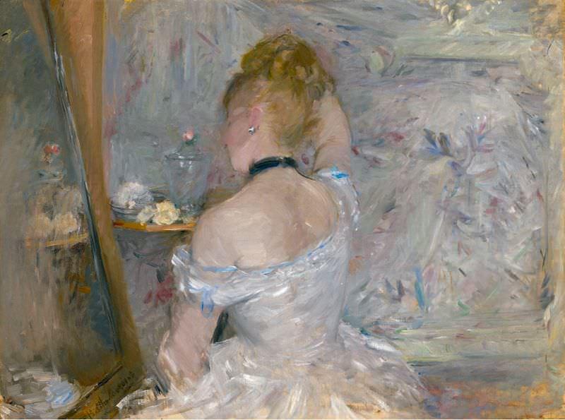 Exposition Berthe Morisot au Musée d'Orsay du 18 juin au 22 septembre 2019