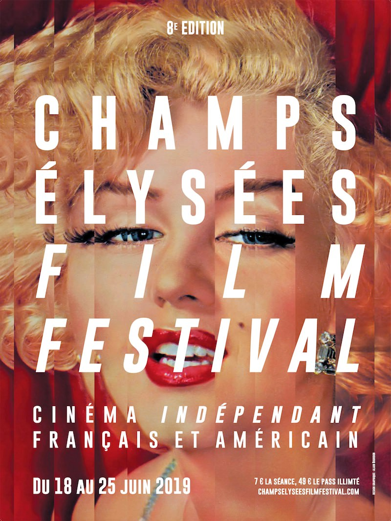 Le Champs-Élysées Film Festival du 18 au 25 juin 2019