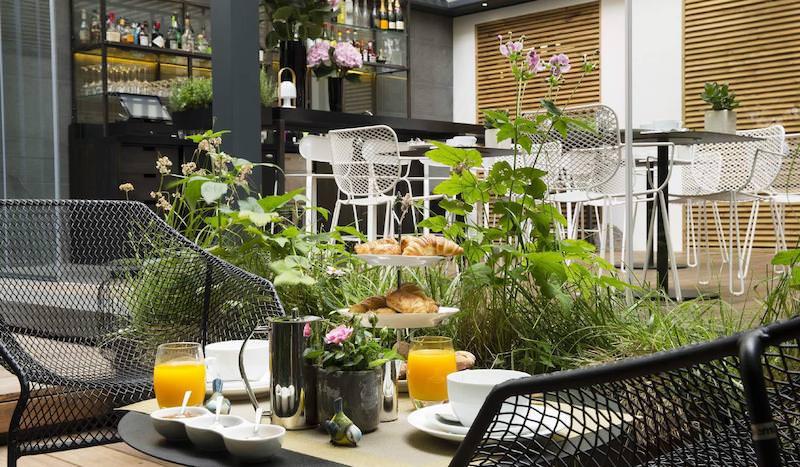 Hôtel & Spa La Belle Juliette, Paris **** réservez sur notre site web pour le meilleur tarif garanti et un welcome drink offert à l'arrivée !