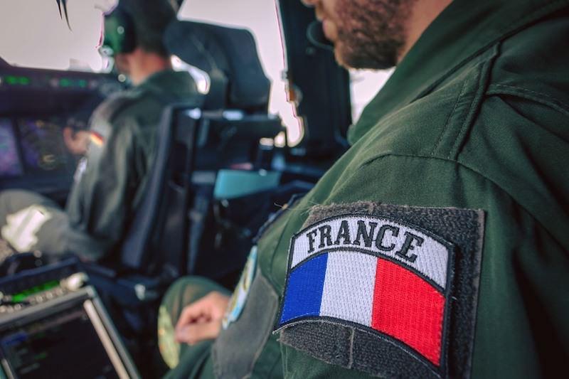 Le défilé militaire sur les Champs-Élysées le 14 juillet 2019