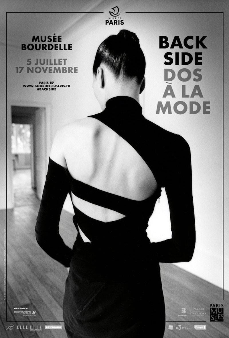 Exposition Back Side / Dos à la mode au Musée Bourdelle du 5 juillet au 17 novembre 2019