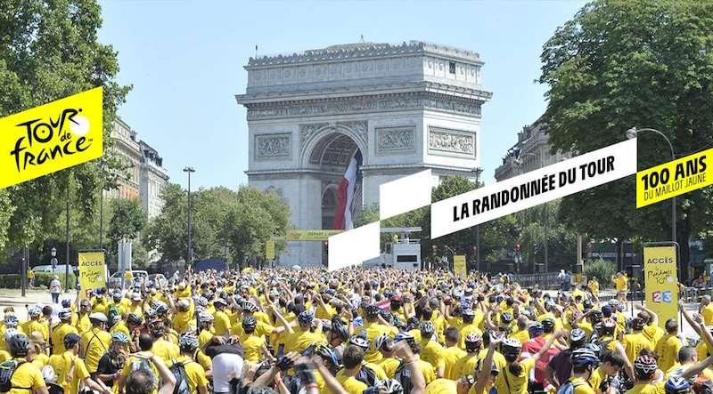Arrivée de la Tour de France à Paris, dimanche 28 juillet 2019