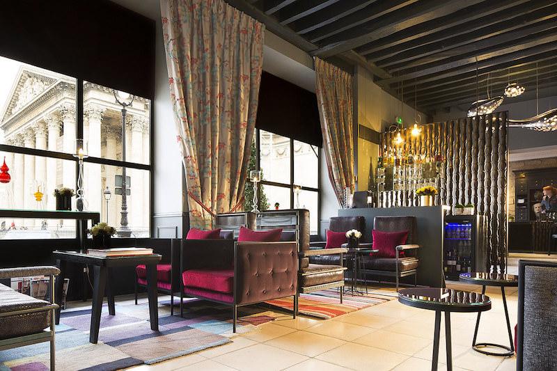 Hôtel les Dames du Panthéon, Paris **** réservez sur notre site web pour le meilleur tarif garanti et un welcome drink offert à l'arrivée !