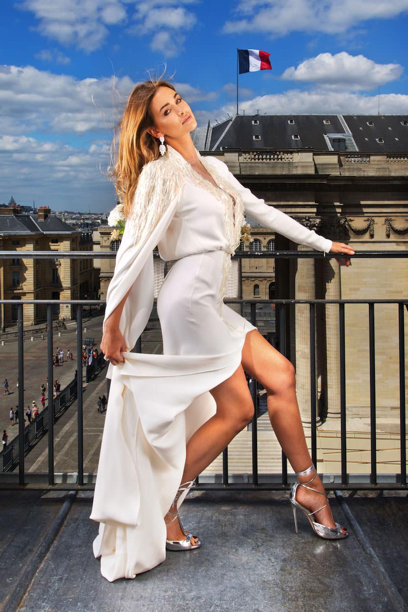 Elisa Bachir Bey - Crush Magazine