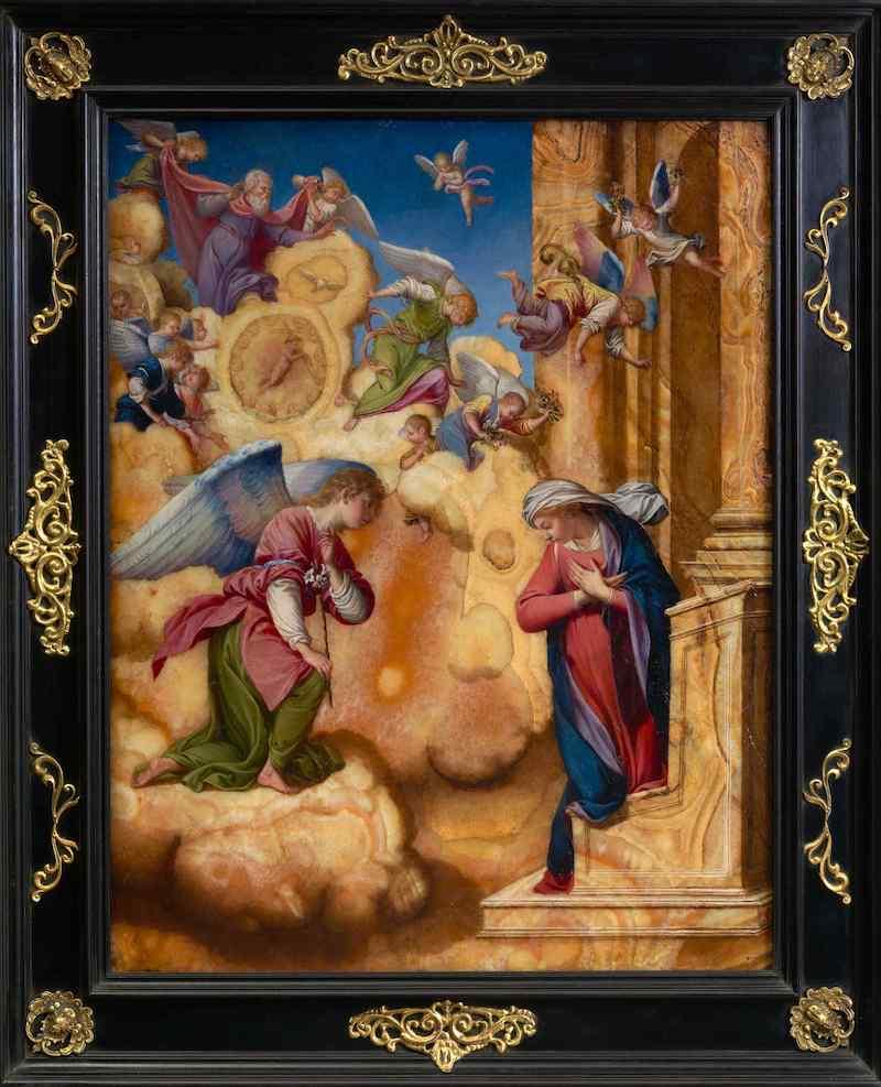 Exposition La collection Alana - Chefs-d'œuvre de la peinture italienne au Musée Jacquemart-André du 13 septembre 2019 au 20 janvier 2020