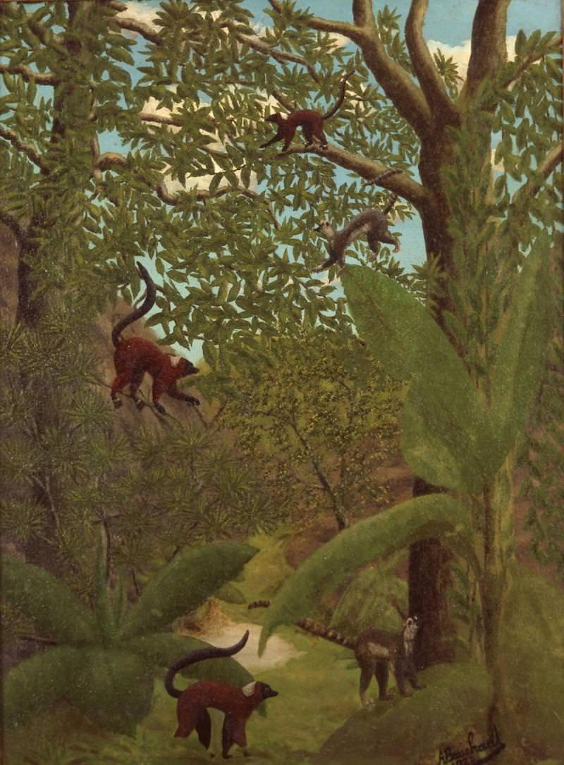 Exposition Du Douanier Rousseau à Séraphine au Musée Maillol du 11 septembre 2019 au 19 janvier 2020
