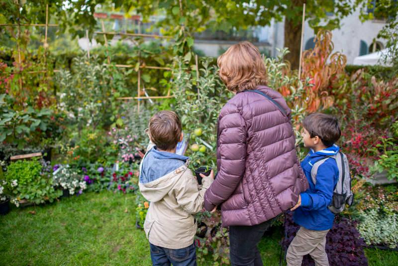Fête des jardins et de l'agriculture urbaine le 14 & 15 septembre 2019