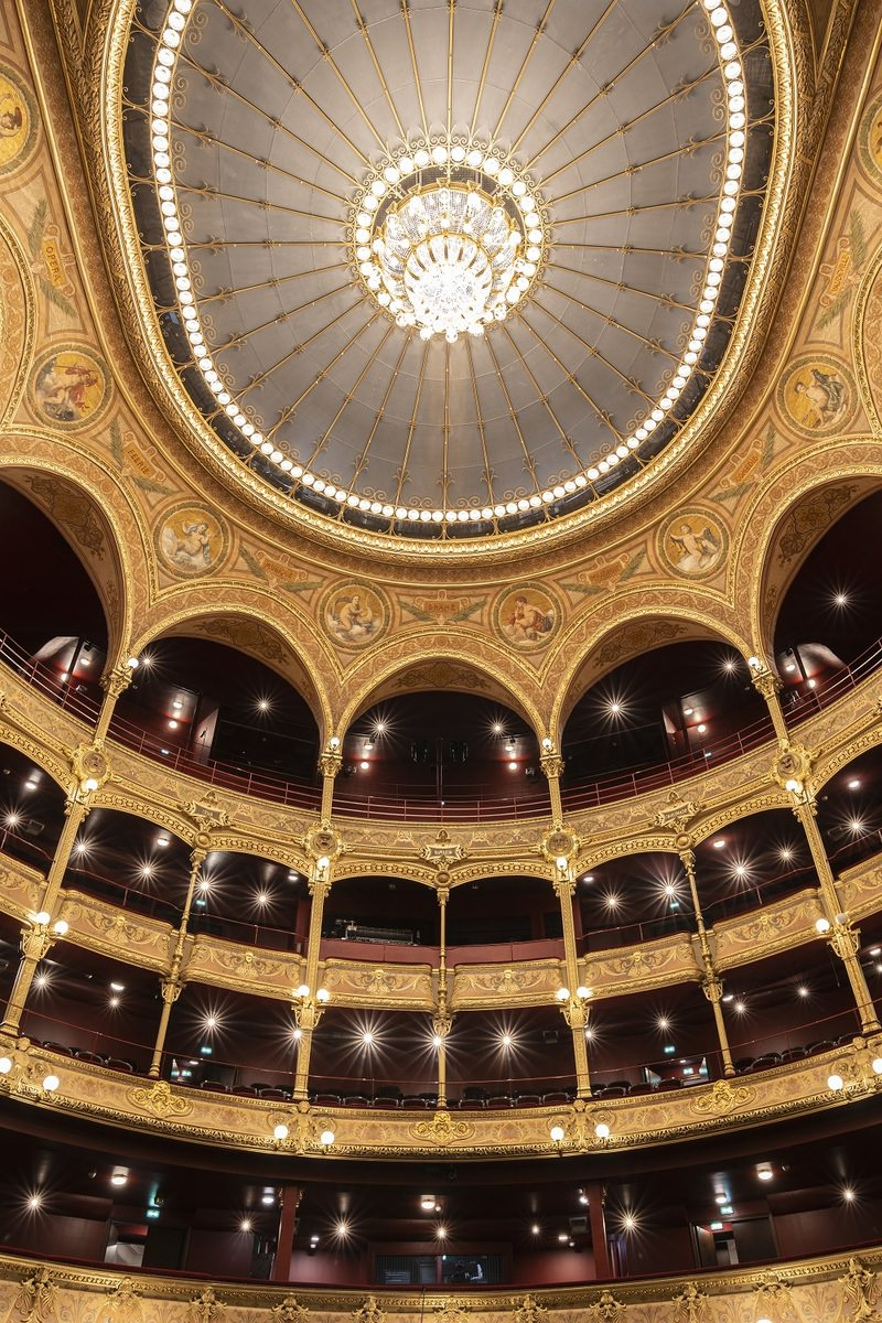 Réouverture du Théâtre du Châtelet
