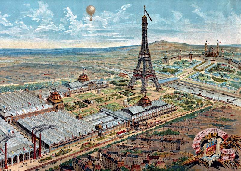Exposition sur les 130 ans de la Tour Eiffel du 28 septembre au 24 novembre 2019