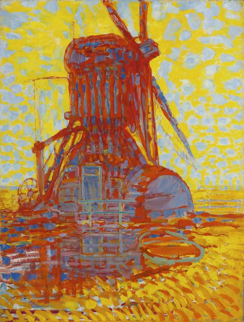 Exposition Mondrian figuratif au Musée Marmottan du 12 septembre 2019 au 26 janvier 2020