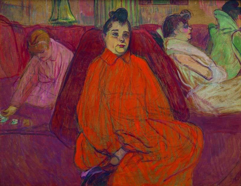 Exposition Toulouse-Lautrec - résolument moderne au Grand Palais du 9 octobre 2019 au 27 janvier 2020