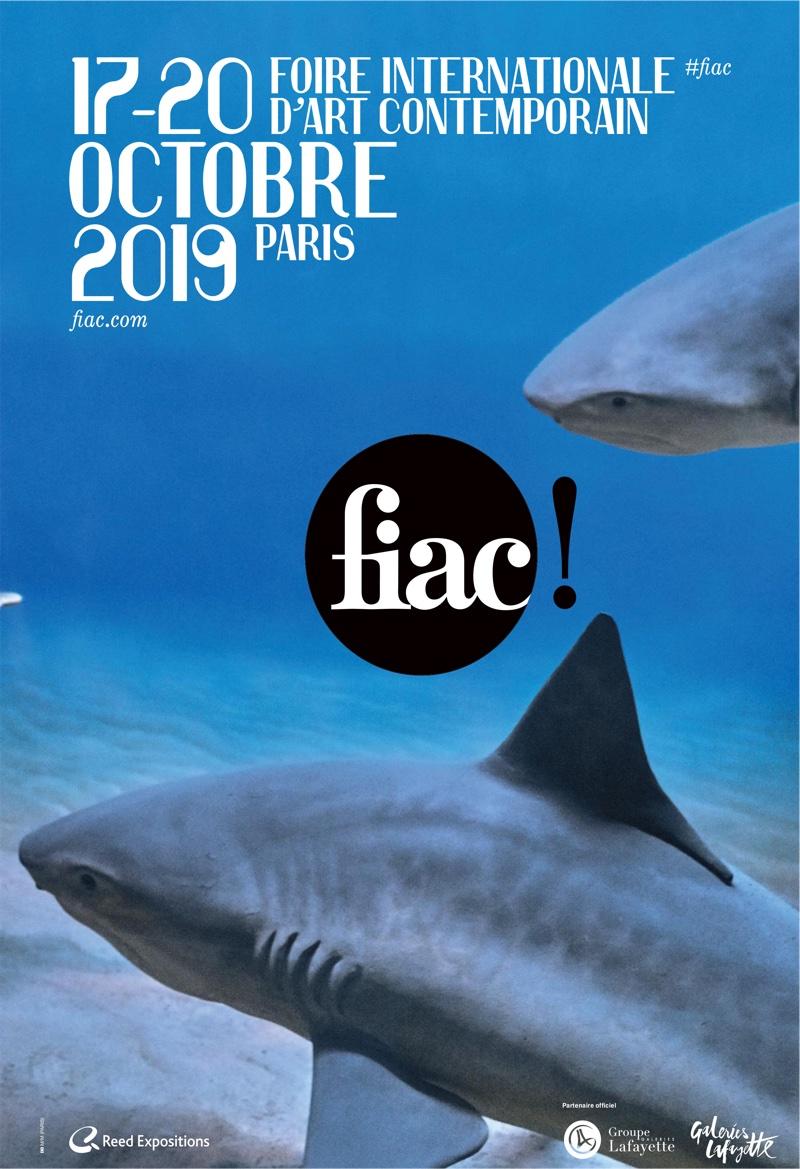 La FIAC 2019 au Grand Palais et hors les murs du 17 au 20 octobre