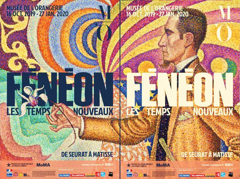 Exhibition Félix Fénéon. The modern times, from Seurat to Matisse from 16th October 2019 - 27th January 2020