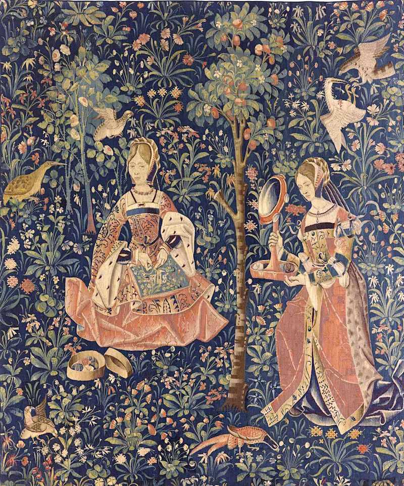 Exposition L'art en broderie au Moyen Âge au Musée de Cluny jusqu'au 20 janvier 2020
